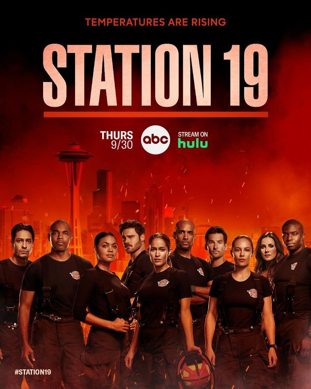 Seattle Firefighters - Staffel 5