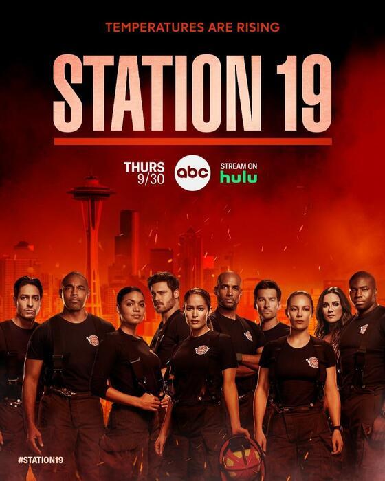 Seattle Firefighters, Seattle Firefighters - Staffel 5
