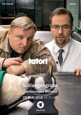 Tatort: Schlangengrube - Poster
