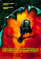 Event Horizon - Am Rande des Universums - Poster