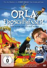 Orla Froschfresser: Auch Kleine können sich wehren