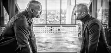 Action 2019: Fast & Furious-Spin-off Hobbs and Shaw