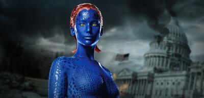 Jennifer Lawrence als Mystique