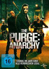 The Purge 2 - Anarchy - Poster