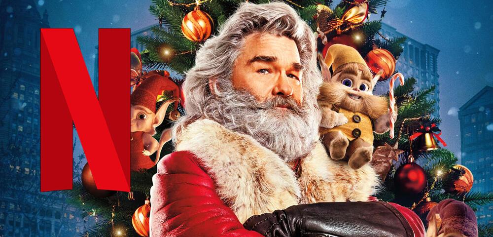 Netflix überrascht mit Kurt Russell in Weihnachtsspecial von Harry ...