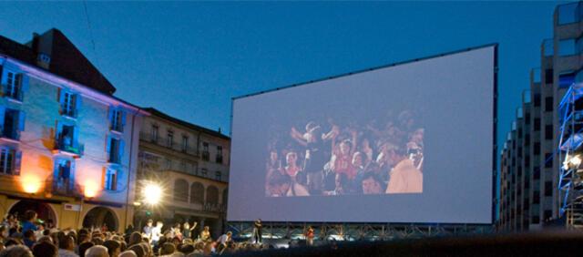 Kinonächte in Locarno