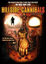 Hillside Cannibals - Poster