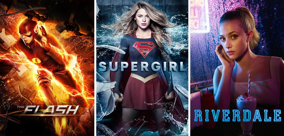 The CW Upfronts 2017 - Alle neuen, verlängerten & abgesetzten Serien
