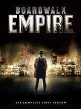 Boardwalk Empire - Staffel 1 - Poster