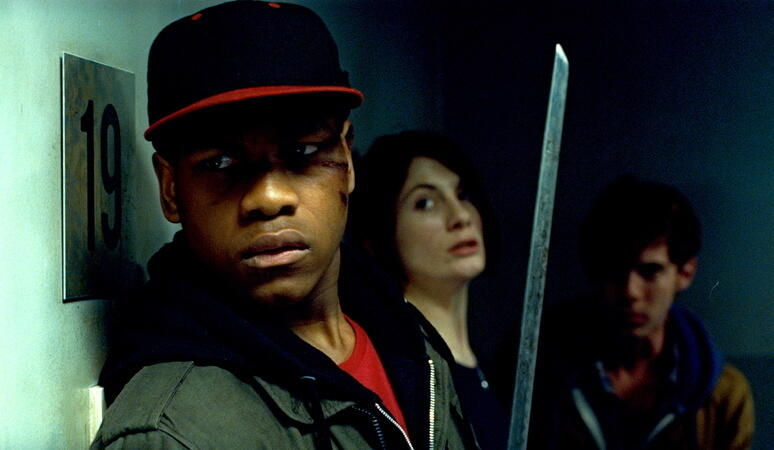 Attack the Block mit John Boyega