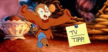 Bild zu:  Feivel, der Mauswanderer