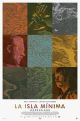 La isla mínima - Mörderland - Poster