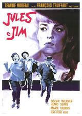 Jules und Jim - Poster
