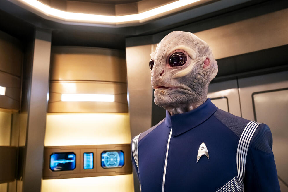 Star Trek: Discovery - Staffel 2, Star Trek: Discovery - Staffel 2 Episode 1