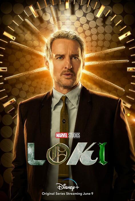 Loki, Loki - Staffel 1 mit Owen Wilson