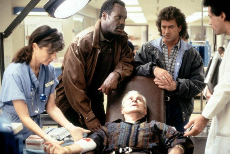 Lethal Weapon 3 - Die Profis sind zurück mit Mel Gibson, Joe Pesci und Danny Glover