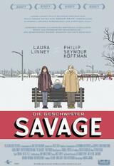 Die Geschwister Savage - Poster