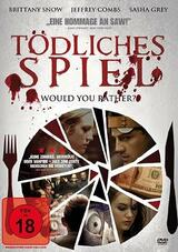 Tödliches Spiel - Would You Rather? - Poster