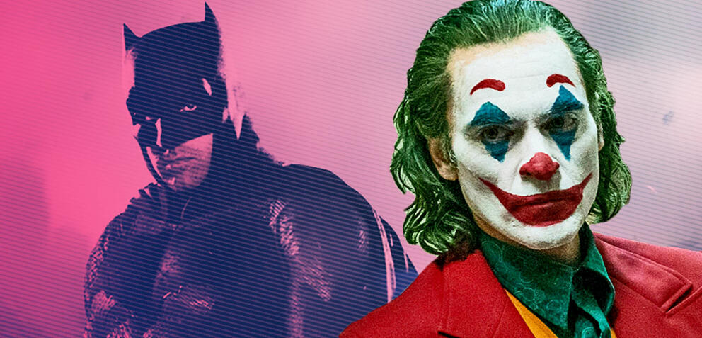 Ben Afflecks Batman und Joaquin Phoenix als Joker