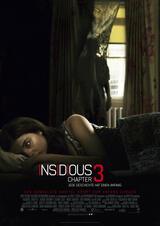 Insidious: Chapter 3 - Jede Geschichte hat einen Anfang - Poster