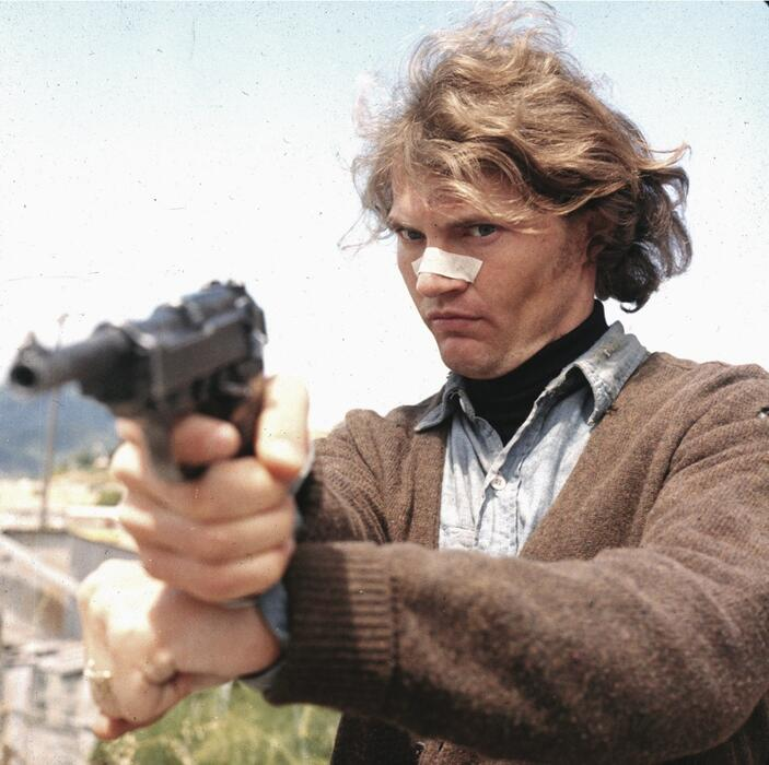 Dirty Harry mit Andrew Robinson