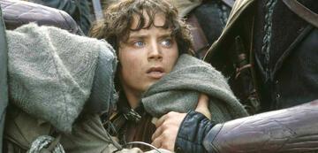 Frodo in Bedrängnis ... du auch beim Herr der Ringe-Zitate-Quiz?