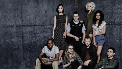 Der Cast von Sense8