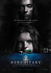 Hereditary - Das Vermächtnis Poster