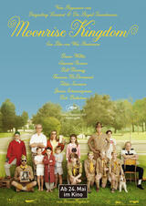 Moonrise Kingdom - Poster