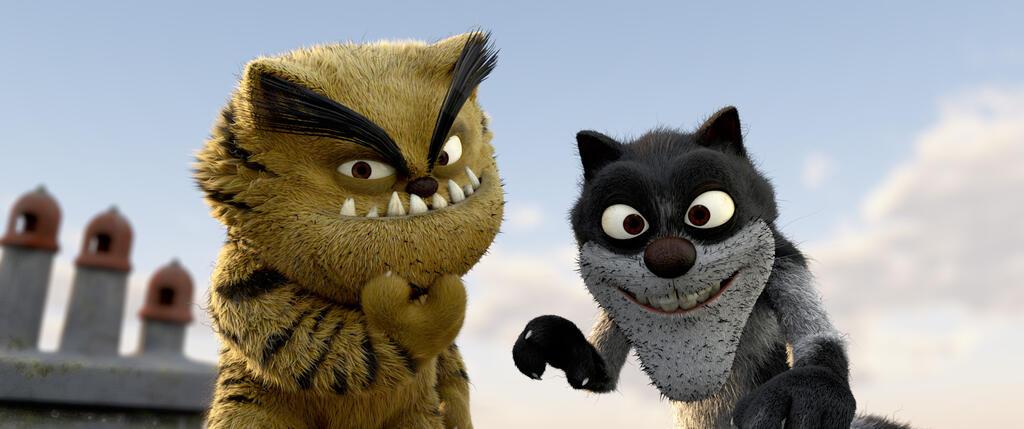 Kötü Kedi Serafettin - Bad Cat