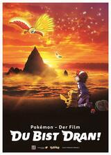 Pokémon - Der Film: Du bist dran! - Poster