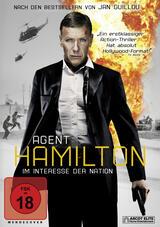 Agent Hamilton - Im Interesse der Nation - Poster