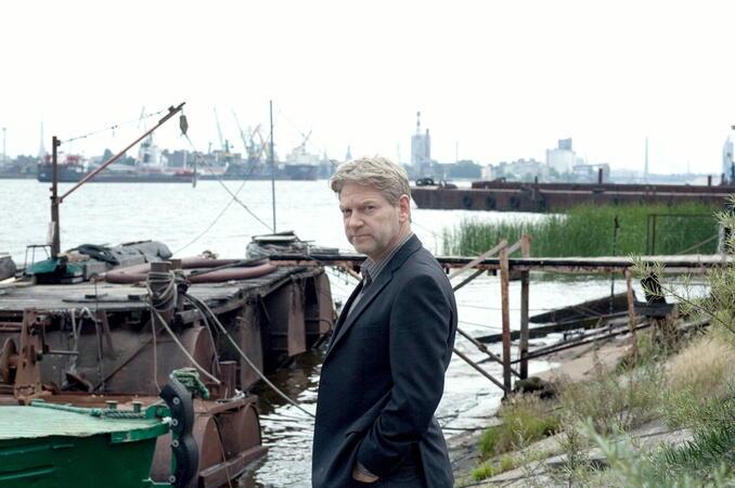 Kommissar Wallander - Hunde von Riga