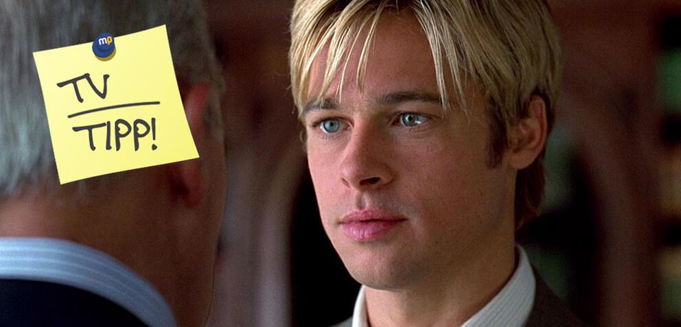 Rendezvous mit Joe Black mit Brad Pitt