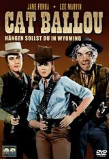 Cat Ballou - Hängen sollst du in Wyoming - Poster