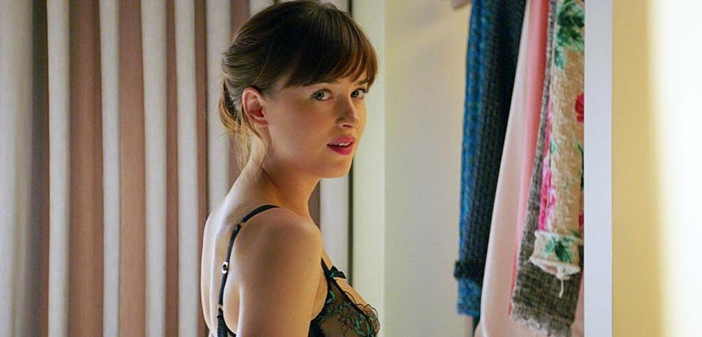 Dakota Johnson in Fifty Shades Darker