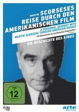 Scorseses Reise durch den amerikanischen Film - Poster