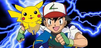 Bild zu:  Ash & Pikachu