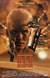 Red Scorpion - Poster