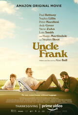Uncle Frank - Poster