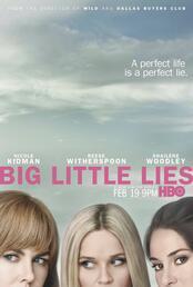 Big Little Lies - Poster