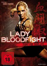 Lady Bloodfight - Poster