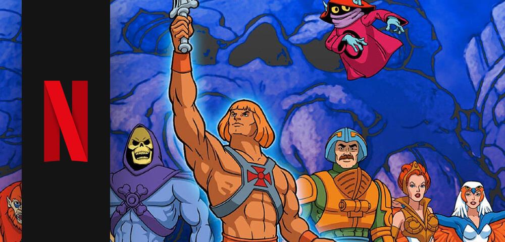 Netflix bringt legendären 80er-Helden He-Man als Anime zurück