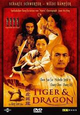 Tiger & Dragon - Poster