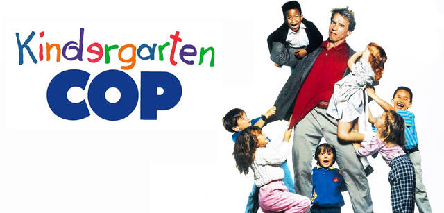 der kindergarten cop