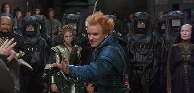 Sting in David Lynchs Dune