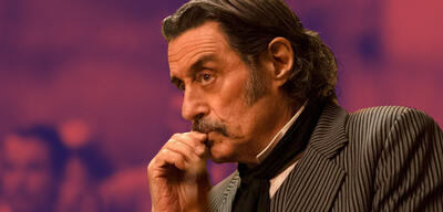 Deadwood mit Ian McShane