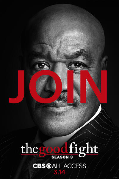 The Good Fight - Staffel 3 mit Delroy Lindo