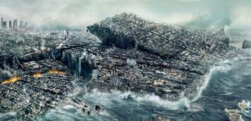 Bild zu:  Bald geht die Welt mal wieder unter - in 3D