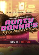 Aunty Donna's Big Ol' House of Fun - Poster